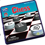 Take 'N' Play Anywhere Chess Magnetic Game Tin