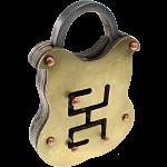 Schiebeschloss - Metal Sliding Lock