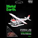Metal Earth - Cessna 182 Floatplane