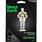 Metal Earth - European Armor