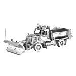 Metal Earth: Freightliner - 114SD Snow Plow