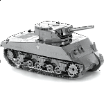 Metal Earth - Sherman Tank