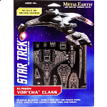 Metal Earth: Star Trek - Klingon Vor'cha Class
