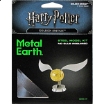 Metal Earth: Harry Potter - Golden Snitch