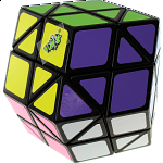 12 Axis Rhombic Dodecahedron - Black Body
