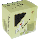 Fully Functional 4x4x3 Cube - Black Body - DIY