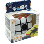 Fidget Spinner & 3x3x1 Super Floppy Cube - Black Body
