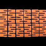 Dirty Dozen - Metal Puzzle