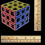 Hollow 3x3x3 Cube - Black Body