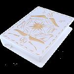 Romanian Secret Book Box - White