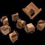 8 Pieces Cube