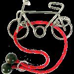 Constantin Puzzles: Metal Bike