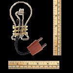 Constantin Puzzles: Metal Light Bulb