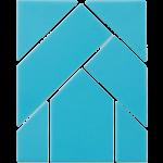 Pocket Puzzlers: Tangram