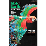Metal Earth: Iconx 3D Metal Model Kit - Parrot (Jubilee Macaw)