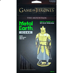 Metal Earth: Iconx 3D Metal Model Kit - GoT: The Mountain
