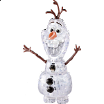 3D Crystal Puzzle - Frozen II: Olaf