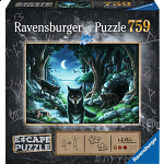 Escape Puzzle: The Curse of the Wolves