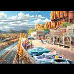 Scenic Overlook - Large Piece Format