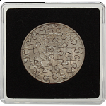 21 Piece Half Dollar - Coin Jigsaw Puzzle
