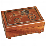 Vintage Car 1800's - Secret Box