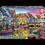 Colmar Canal, France
