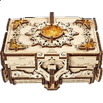 Mechanical Model - Amber Box