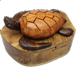 Turtle - 3D Puzzle Box