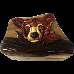 Bear Head - 3D Puzzle Box