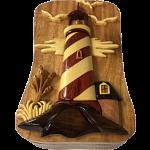 Lighthouse - 3D Puzzle Box