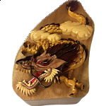 Dragon - 3D Puzzle Box