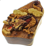 Dragon - 3D Puzzle Box