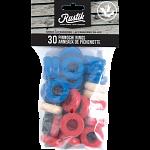 Pinnochi Rings - 30 Pieces