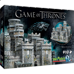 Game of Thrones: Winterfell - Wrebbit 3D Jigsaw Puzzle