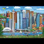 Toronto Island Picnic - Jasper Thompson