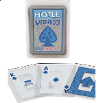 Clear Waterproof Plastic Playing Cards