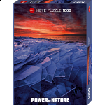 Power of Nature: Ice Layers