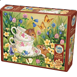 Tea For Two - Large Piece