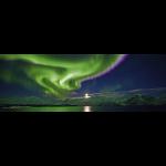 AVH Panorama: Polar Light