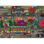 Trolley Station - Large Piece
