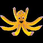 Creagami: Octopus - Medium