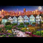 Painted Ladies of San Fransisco