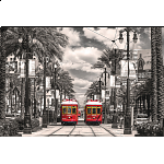 City Collection: New Orleans - Streetcars