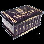 Romanian Puzzle Box - Extra Large Purple