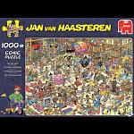 Jan van Haasteren Comic Puzzle - The Toy Shop