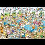 Jan van Haasteren Comic Puzzle - Clash of the Bakers