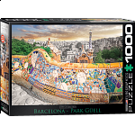 City Collection: Barcelona - Park Guell
