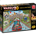 Wasgij Original #33: Calm on the Canal