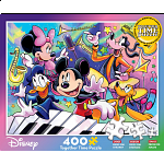 Together Time: Disney Mickey Music - Family Pieces Puzzle