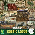 Rustic Lodge: Lodge Signs